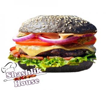 Спайс блэк бургер